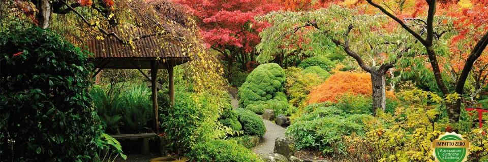 Realizzazione di parchi & giardini